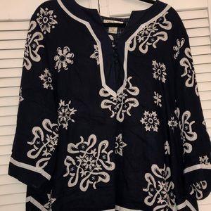 Susan Bristol blouse